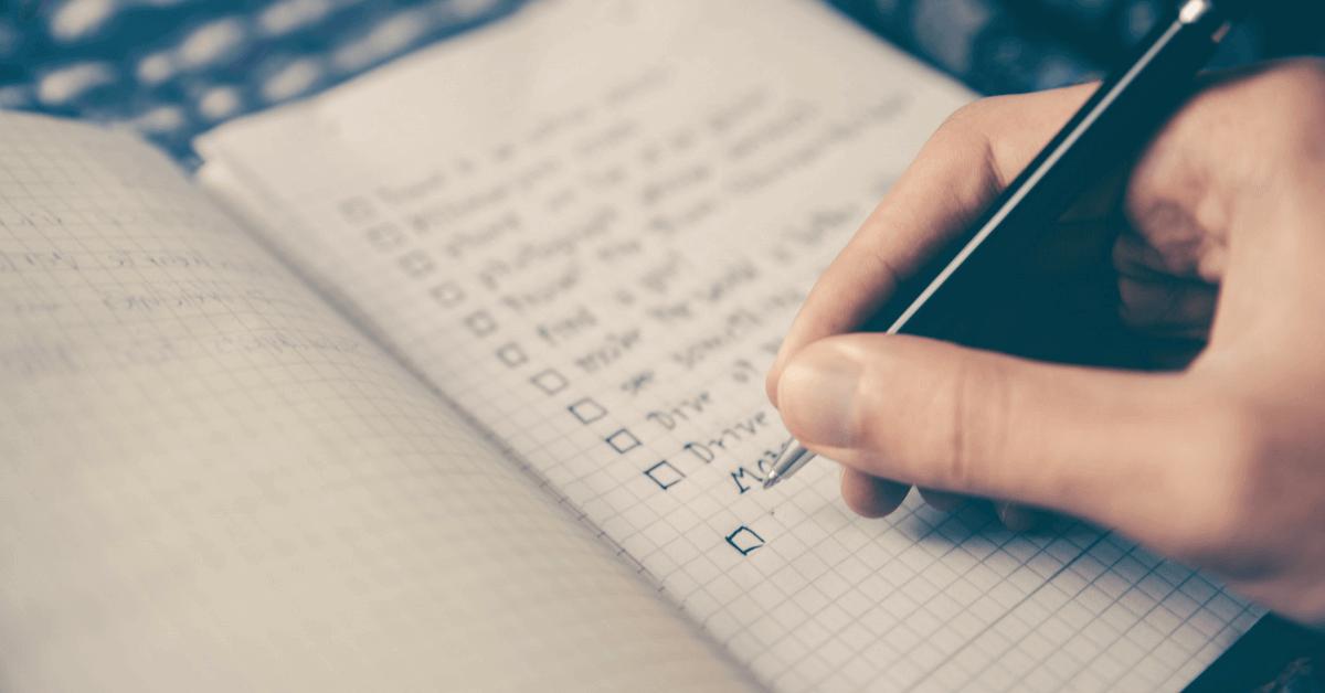 ecommerce optimization checklist